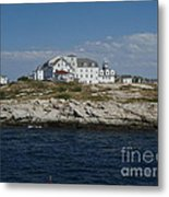 Isles Of Shoals 2 Metal Print