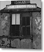 Ismay Ut Trading Post 03 Metal Print