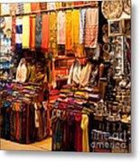 Istanbul Grand Bazaar 08 Metal Print