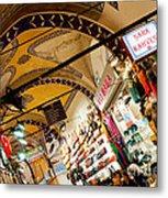 Istanbul Grand Bazaar 11 Metal Print