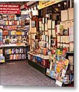 Istanbul Grand Bazaar 13 Metal Print