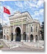 Istanbul University 03 Metal Print