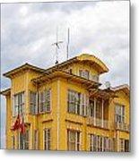 Istanbul Wooden Houses 04 Metal Print