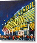 Isu - Jack Trice Stadium Metal Print