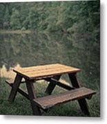 It Came From The Lake Metal Print