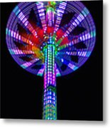 It Came From The Sky Metal Print