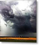 It Happens In Kansas Metal Print