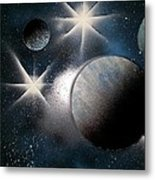 It Is Beyond Of What You Simply See Metal Print