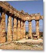 Italian Ruins 2 Metal Print