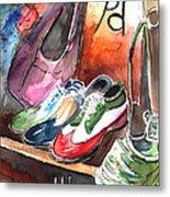 Italian Shoes 01 Metal Print