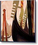 Italian Travel Poster, C1920 Metal Print