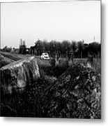 Italy Back In The 60's Metal Print