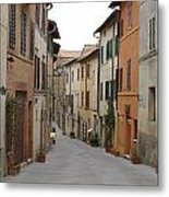Italy Streets Metal Print