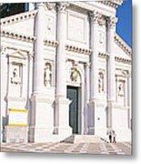 Italy, Venice, San Giorgio Metal Print