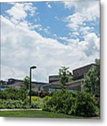 Ithaca College Campus Metal Print by Photographic Arts And Design Studio