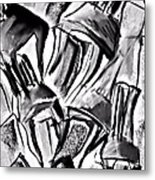 It's A Chairnival  Metal Print by John Grace