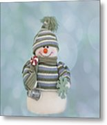 It's A Holly Jolly Christmas Metal Print