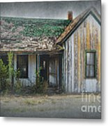 It's  A Long Story Metal Print by Sandra Bronstein