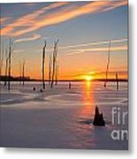Its A New Day Metal Print