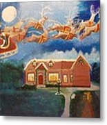 It's Christmas Time Metal Print