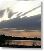 It's Cold Up There Metal Print