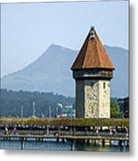 It's Lucerne Metal Print