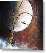 It's Ok To Be Different By Shawna Erback Metal Print by Shawna Erback