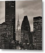 Its Relative  Metal Print by JC Findley
