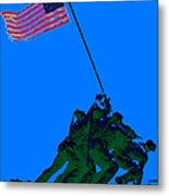 Iwo Jima 20130210m88 Metal Print