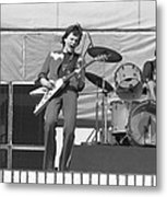 J. Geils At Day On The Green 1976 Metal Print