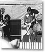 Day On The Green 6-6-76 Metal Print
