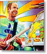 Jack Johnson Metal Print