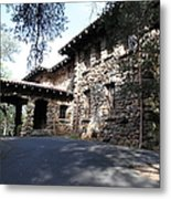 Jack London House Of Happy Walls 5d21966 Metal Print