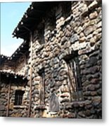 Jack London House Of Happy Walls 5d21967 Metal Print by Wingsdomain Art and Photography