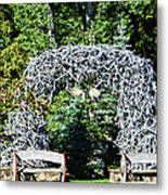 Jackson Hole Wyoming Metal Print