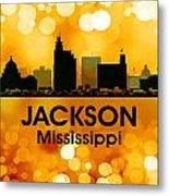 Jackson Ms 3 Metal Print