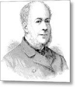 Jacob Pleydell-bouverie (1815-1889) Metal Print