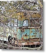Jacob's Bus Metal Print
