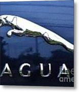 A Gift For Dads And Jaguar Fans Metal Print