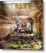 Jail - Eastern State Penitentiary - The Mess Hall  Metal Print
