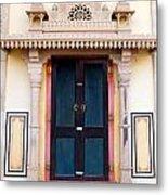 Jaipur Architecture  Metal Print