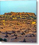 Jaisalmer Metal Print