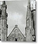 Jakarta Cathedral  Metal Print