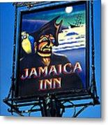 Jamaica Inn On Bodmin Moor Metal Print