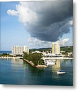 Jamaican Vacation Metal Print