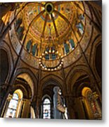 James A Garfield Monument Metal Print