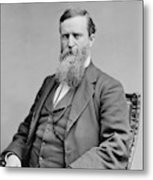 James Baird Weaver (1833-1912) Metal Print