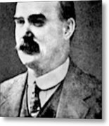 James Connolly (1870-1916) Metal Print