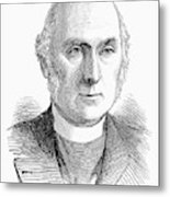 James Woodford (1820-1885) Metal Print