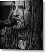 Jamesie Metal Print